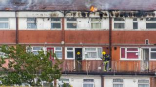 Fire chiefs have said many short-term lets are 'essentially operating as a bed or breakfast or hotel'