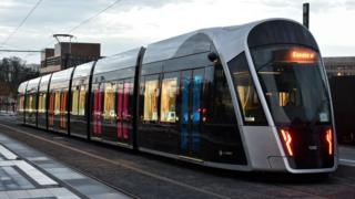 Tren de Luxemburgo