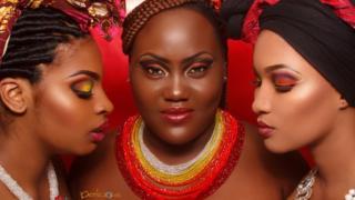 """Une jeune Béninoise crée une marque pour mettre en valeur les personnes dites en surpoids. Sarah Codjo a été l'invitée principale de Rémy Nsabimana dans """"Afrique Avenir""""."""