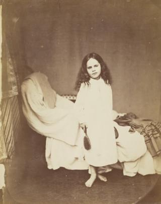 Irene McDonald by Rev Charles Lutwidge Dodgson