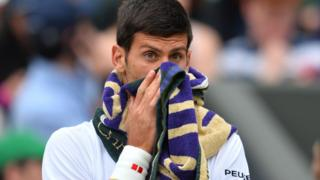 Djokovic knocked out at Wimbledon