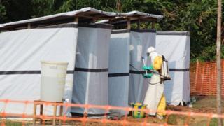 OMS ivuga ko ivy'ikiza ca ebola muri Kongo vyunyutse
