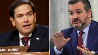 , Xinjiang: Rubio and Cruz hit with tit-for-tat China sanctions