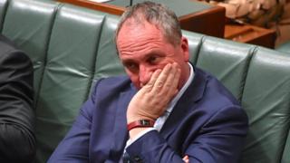 澳洲联合政府副总理乔伊斯