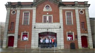 Tylorstown Miners' Welfare Hall