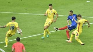 Ubufaransa 2-1 Roumania