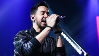 Linkin Park's Mike Shinoda