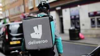 Coronavirus: Restaurants are 'hurting', says Deliveroo boss 1