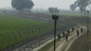 LoC in Kashmir