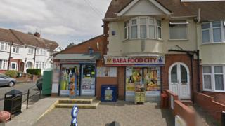 Baba Food City in Luton