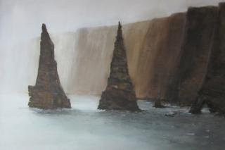 Stacks at Duncansby Head