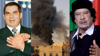 The challenge of ten years ... how did the Arab world appear?