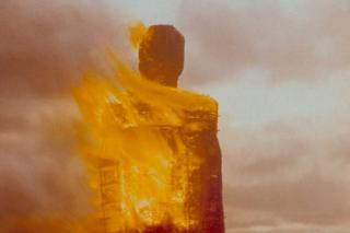 Scene from The Wicker Man
