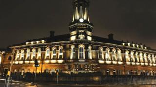Palace Theatre and Grand Hall, Kilmarnock