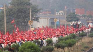 किसान मार्च, महाराष्ट्र