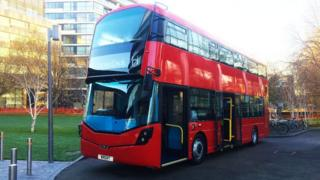 Wrightbus is to test a new zero-emission bus in London next year in hope of order win