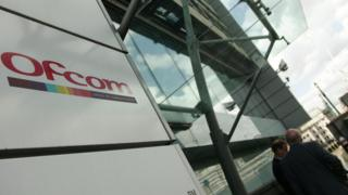 Ofcom headquarters in south London