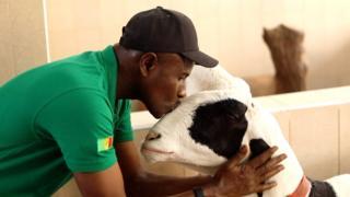 Abdou Kane, un passionné d'élevage