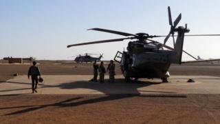 L'armée Burkinabè a tué une dizaine de terroristes avec le soutien aérien de la force Barkhane