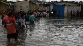 L'Etat du Kerala, dans le sud de l'Inde, est parmi les zones les plus durement touchées
