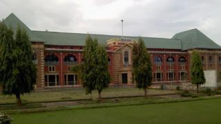 नागपूर विधान भवन