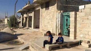 सीरिया का इदलिब प्रांत