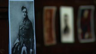 Photographs discovered at Belfast Tech