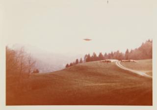 UFO photograph
