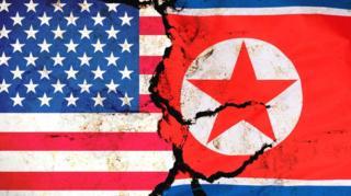 अमेरिका वि. उत्तर कोरिया