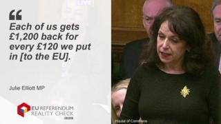 Julie Elliott MP