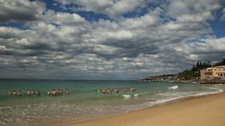 Пляж Куги