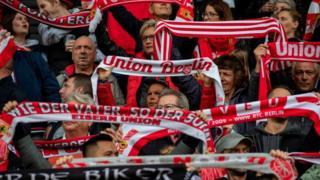 FC Union Berlin fans