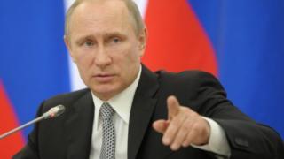 Shugaba Putin ya ce ministan ya bashi mamaki bisa abinda ya aikata