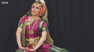 Bulgarian dancer