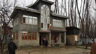 عادل ڈار کا گھر