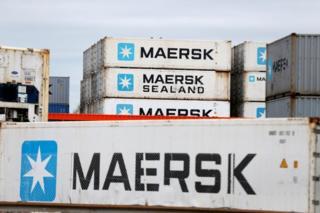 """أعلنت شركة """"ميرسك تانكرز"""" الدنماركية أنها ستوقف أعمالها في إيران."""