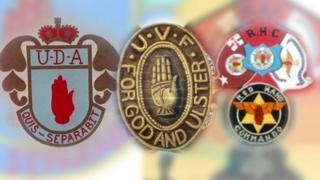 Loyalist organisations