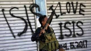 ဖိလစ်ပိုင်မှာ အိုင်အက်စ်တိုက်ခိုက်မှုတွေ အခုနှစ်ပိုင်းမှာ အနည်းငယ်တိုးလာခဲ့ပါတယ်။