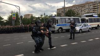 Tverskaya, Moscow (12 June)