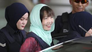 دوان تی هونگ از فوریه ۲۰۱۷ در زندان به سر میبرد