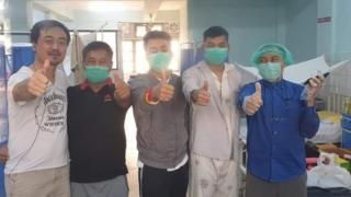 ဆေးရုံမှာတွေ့ရတဲ့ လေယာဉ်အရာထမ်း၊ အမှုထမ်းများ