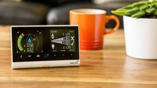 British Gas smart meter