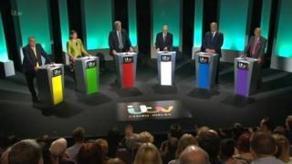 dadl deledu ITV Cymru