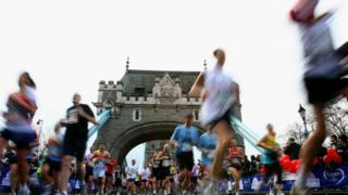 marathon tower bridge