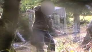 RSPB footage