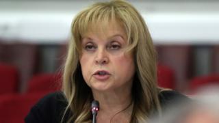 Ella Pamfilova, file pic