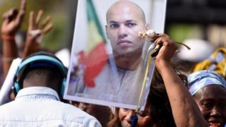 Karim Wade a été ministre de mai 2009 à la fin du régime d'Abdoulaye Wade en mars 2012.
