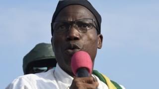 L'imam Alpha Hassan arrêté hier soir est un proche de Tikpi Atchadam (photo), l'un des principaux opposants à Faure Gnassingbé.
