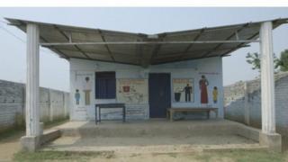 বিহারের নেমুয়া গ্রামে শ্রীর তৈরি প্রথম পাবলিক টয়লেট
