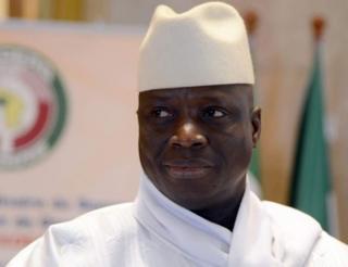 Yahya Jammeh yagenye umuhuza yofasha gutora umuti w'amatati ari muri Gambia